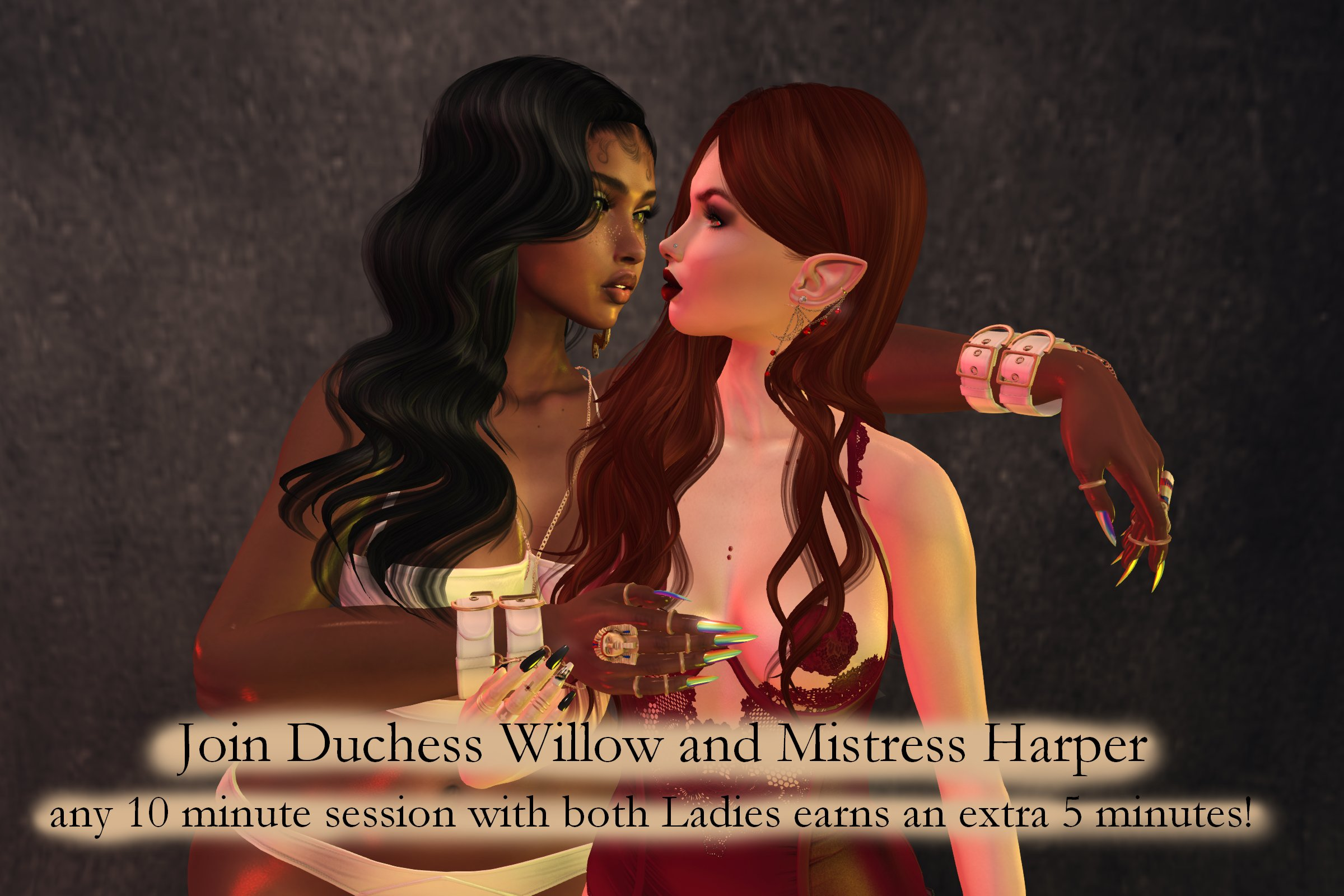 Two Mistress Special Offer