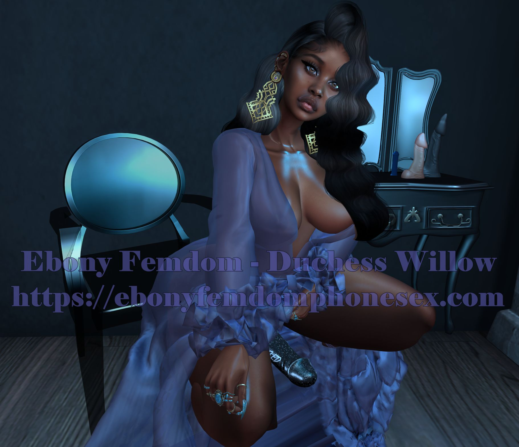 Fnding a Strapon Mistress by Duchess Willow